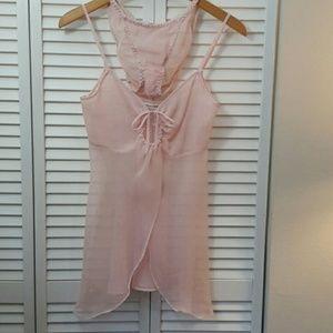 Victoria's Secret - Babydoll Lingerie & Panty